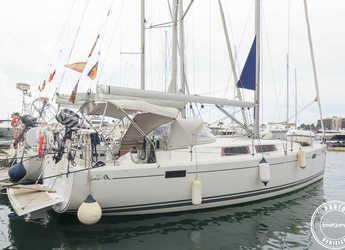 Alquilar velero Hanse 385 en Cala Nova, Palma de mallorca