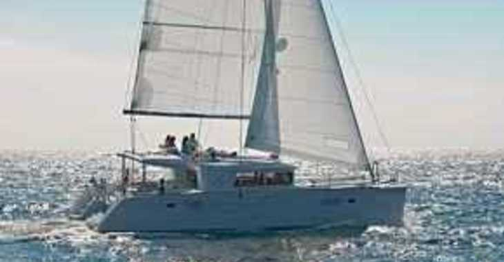 Alquilar catamarán Lagoon 450 F en Marina Gouvia, Corfú