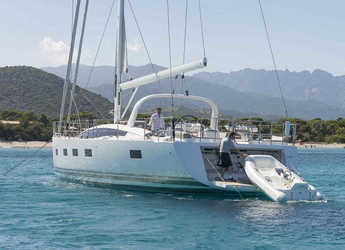 Alquilar velero Jeanneau 64 en Maya Cove, Hodges Creek Marina, Tortola East End