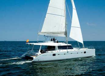 Rent a catamaran in Marina Ibiza - Sunreef 62