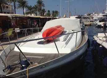 Alquilar yate Gallart 11 en Marina Botafoch, Ibiza (ciudad)