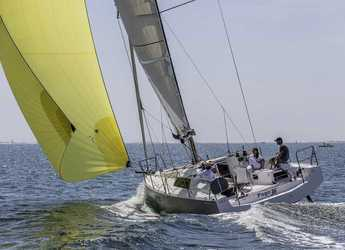 Rent a sailboat in Port Roses - Pogo 36
