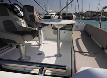 Chartern Sie motorboot Jeanneau Cap Camarat 5.5 WA in Marina Botafoch, Ibiza (stadt)