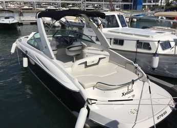 Rent a motorboat in Marina Ibiza - Monterey 278 SS