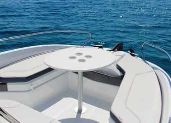 Rent a motorboat Dubhe in Marina Palamos, Palamos