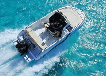 Alquilar lancha Beneteau 5.5 Flyer Sundeck en Marina Palamos, Palamos