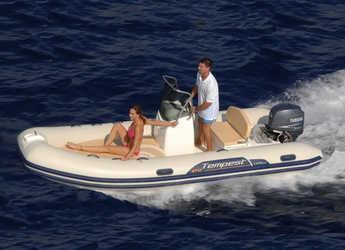 Louer dinghy à Port d'andratx - Capelli Tempest 470