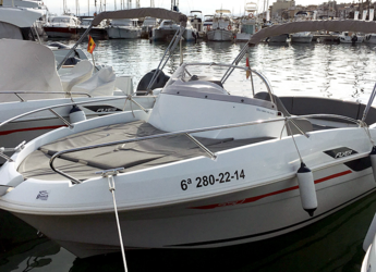 Chartern Sie motorboot in Club Nautic Cambrils - Beneteau 550 Flyer Sundeck