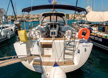 Rent a sailboat in Port Lavrion - Oceanis 50 Family