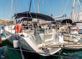 Louer voilier à Port Lavrion - Cyclades 50.5