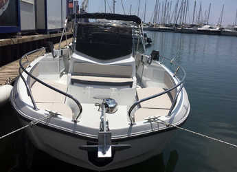 Chartern Sie motorboot in Club Nautic Cambrils - Beneteau Flyer 7.7 Spacedeck