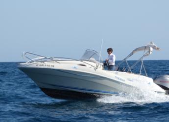 Rent a motorboat Quicksilver 635 in Garrucha, Almeria