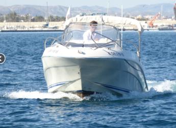 Chartern Sie motorboot Quicksilver 635 in Garrucha, Almería