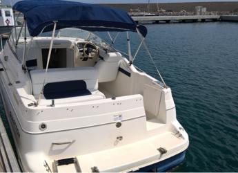 Chartern Sie motorboot Glastron 249 in Garrucha, Almería
