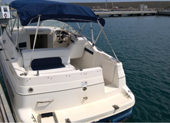 Rent a motorboat Glastron 249 in Garrucha, Almeria