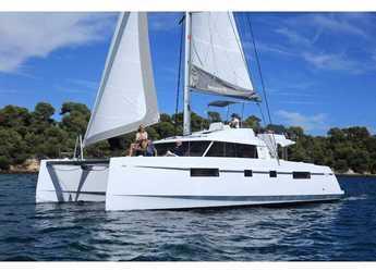 Louer catamaran à Alimos Marina Kalamaki - Nautitech 46 Fly