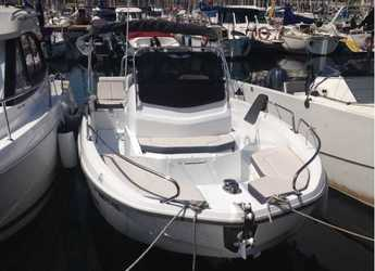 Rent a motorboat in Club Nautic Cambrils - Beneteau Flyer 6.6 Spacedeck