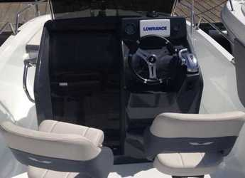 Rent a motorboat Beneteau Flyer 6.6 Spacedeck in Club Nautic Cambrils, Cambrils