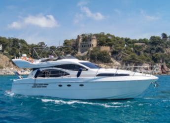 Rent a yacht in Puerto de blanes - Azimut 46