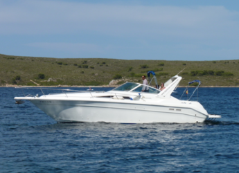 Rent a yacht in Port of Fornells - Sea Ray Sundance 310