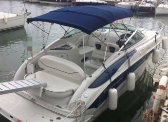 Rent a motorboat in Port of Fornells - Crowline 270CR