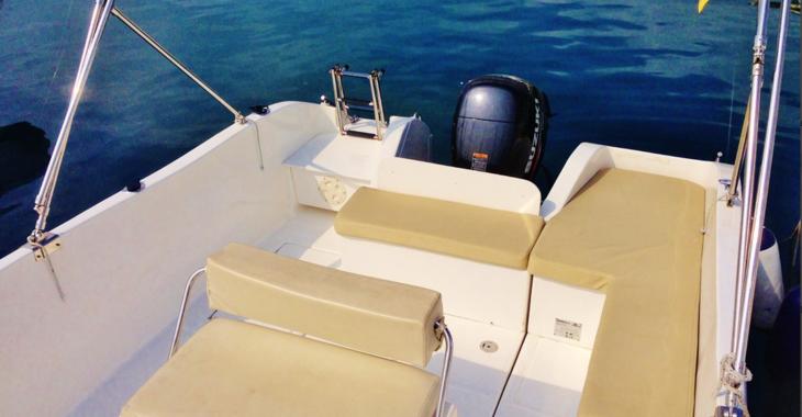 Louer bateau à moteur à Puerto de blanes - Shiren 22 Open