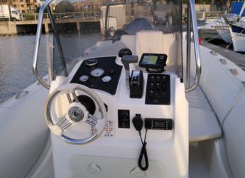 Rent a dinghy Capelli Tempest 770 in Es Portitxol, Palma de mallorca