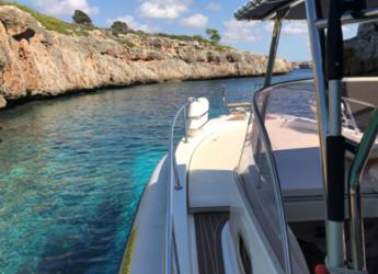 Rent a dinghy Capelli Tempest 900 in Es Portitxol, Palma de mallorca