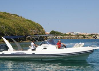Louer dinghy à Es Portitxol - Capelli Tempest 900