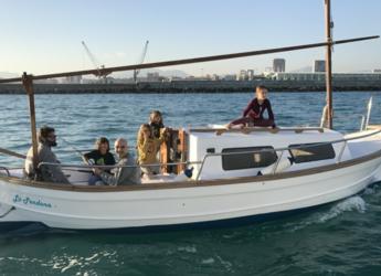 Rent a motorboat  Menorquin 35 in Marina Deportiva Alicante, Alicante