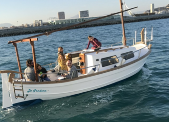 Rent a motorboat in Marina Deportiva Alicante -  Menorquin 35