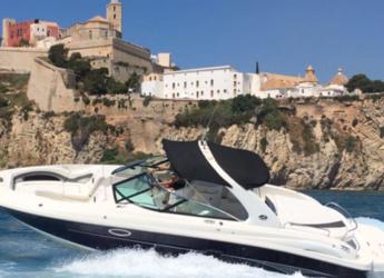 Rent a motorboat Sea ray 290 SLx in Marina Ibiza, Ibiza (city)
