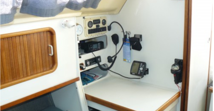 Rent a sailboat in Marina Palamos - Dehler 31
