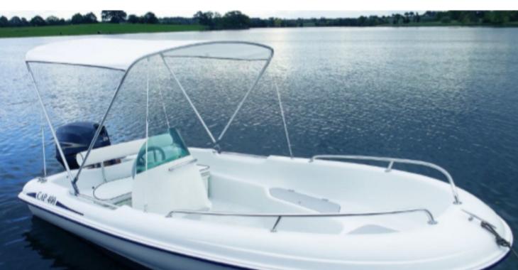 Rent a dinghy in Marina de Dénia - Cap 400