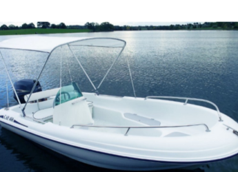 Louer dinghy à Marina de Dénia - Cap 400