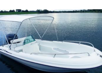 Chartern Sie schlauch-/beiboot in Marina de Dénia - Cap 400