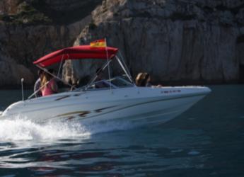 Chartern Sie motorboot in Marina de Dénia - Rinker 212