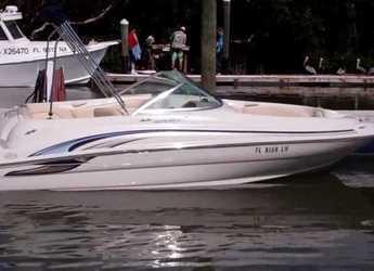 Rent a motorboat in Marina el Portet de Denia - Sea Ray 190 SD