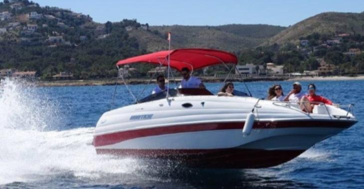 Chartern Sie motorboot in Marina el Portet de Denia - Ebbtide 2400