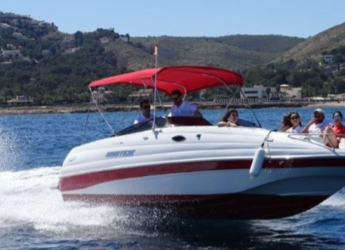 Rent a motorboat in Marina el Portet de Denia - Ebbtide 2400