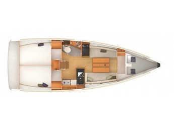 Louer voilier Sun Odyssey 349 à Marina Trapani, Trapani