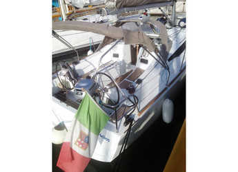 Rent a sailboat in Marina Trapani - Sun Odyssey 349