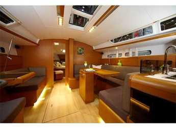 Louer voilier Sun Odyssey 449 à Marina Trapani, Trapani