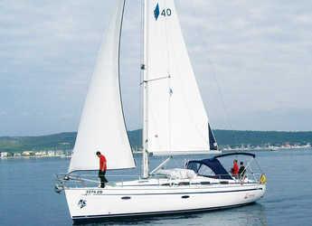 Rent a sailboat in Zaton Marina - Bavaria 40 BT '08