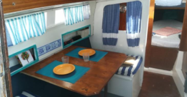 Rent a sailboat in La savina - Neptune 26