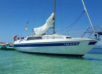 Rent a sailboat in La savina - Neptune 26