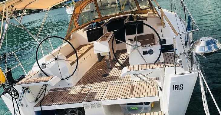Rent a sailboat in Manuel Reef Marina - Dufour 382 Grand Large