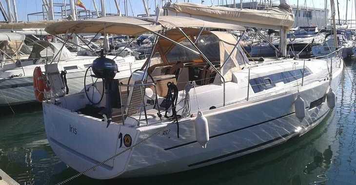 Alquilar velero Dufour 382 en JY Harbour View Marina, Tortola East End