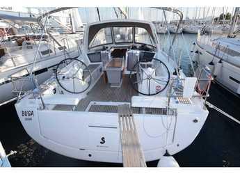 Rent a sailboat in Marina Sukosan (D-Marin Dalmacija) - Oceanis 41.1