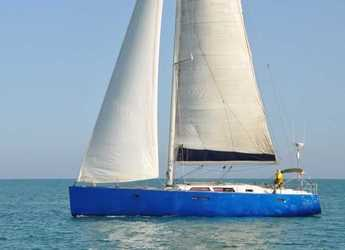 Rent a sailboat in Club Náutico Ibiza - Hanse 54